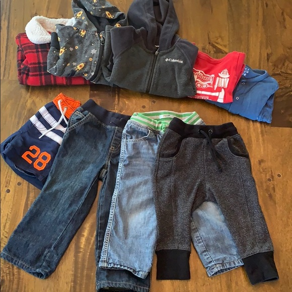 127bf931c Hanna Andersson Other - Bundle Boy's Baby Boden Hanna Andersson Columbia